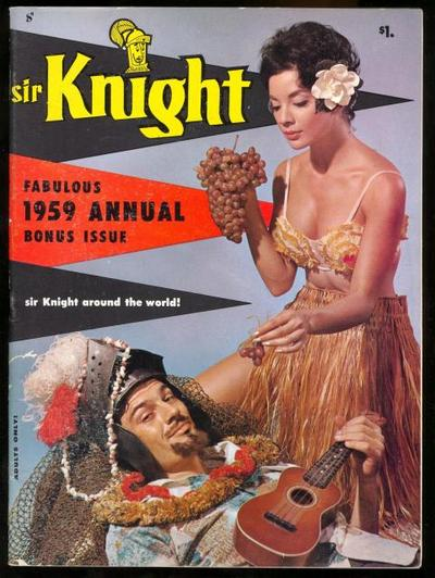 Knight fabulous 1959 annual