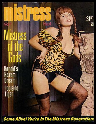 Mistress vol11 No4 Mistress of the Gods