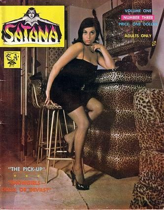 Satana Vol1 the pickup