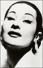 Yma Sumac in costume